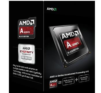 Nova AMD A-serija APU-a