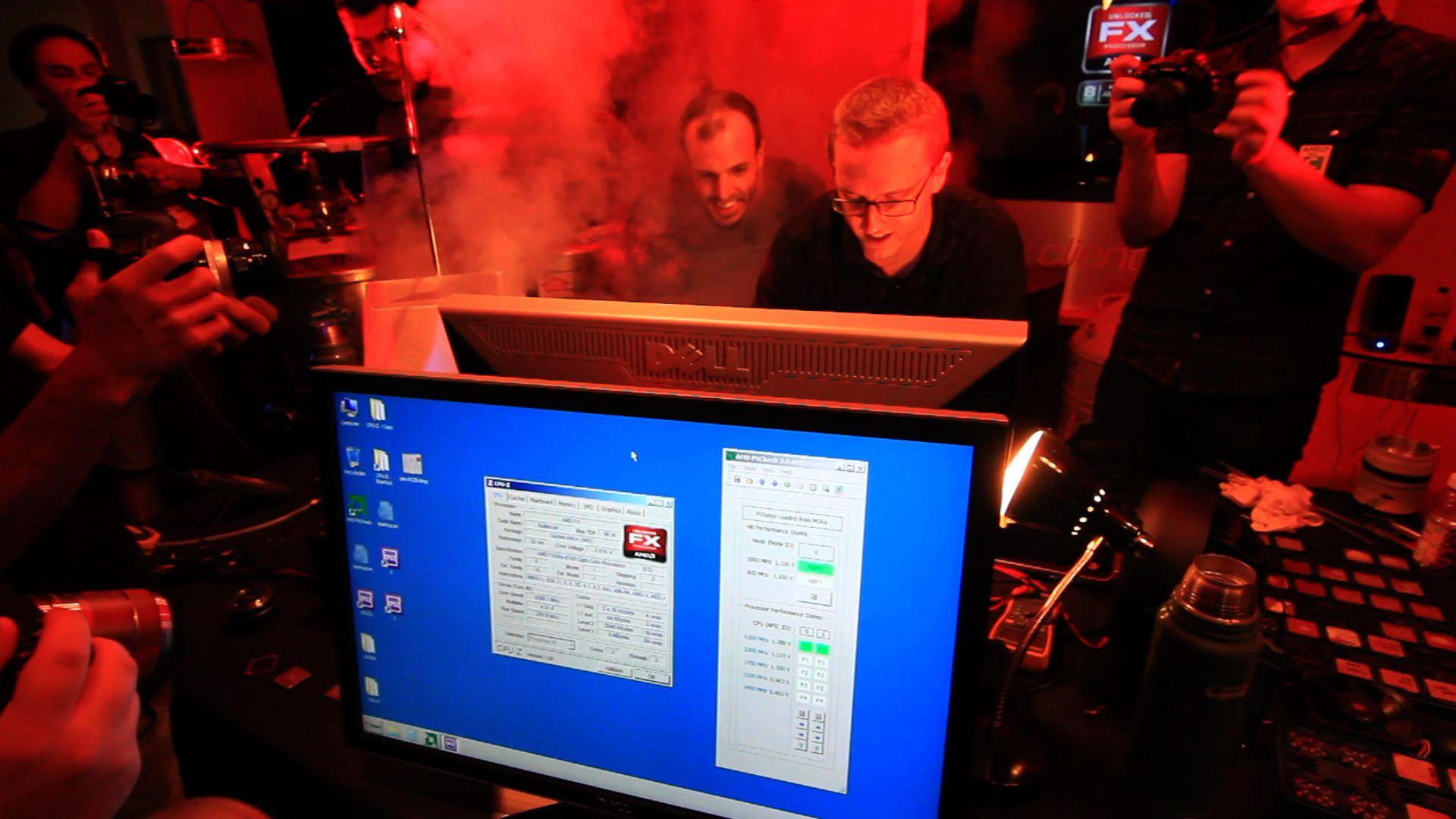 AMD FX postavio Guinnessov svjetski rekord