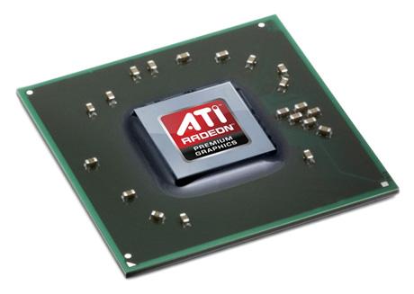 AMD Mobility Radeon HD 4000