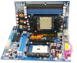 ASRock K8 Upgrade 760GX