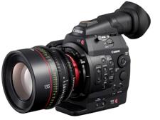 Canon obogatio Cinema EOS System