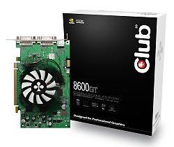 Club 3D 8600GT OC