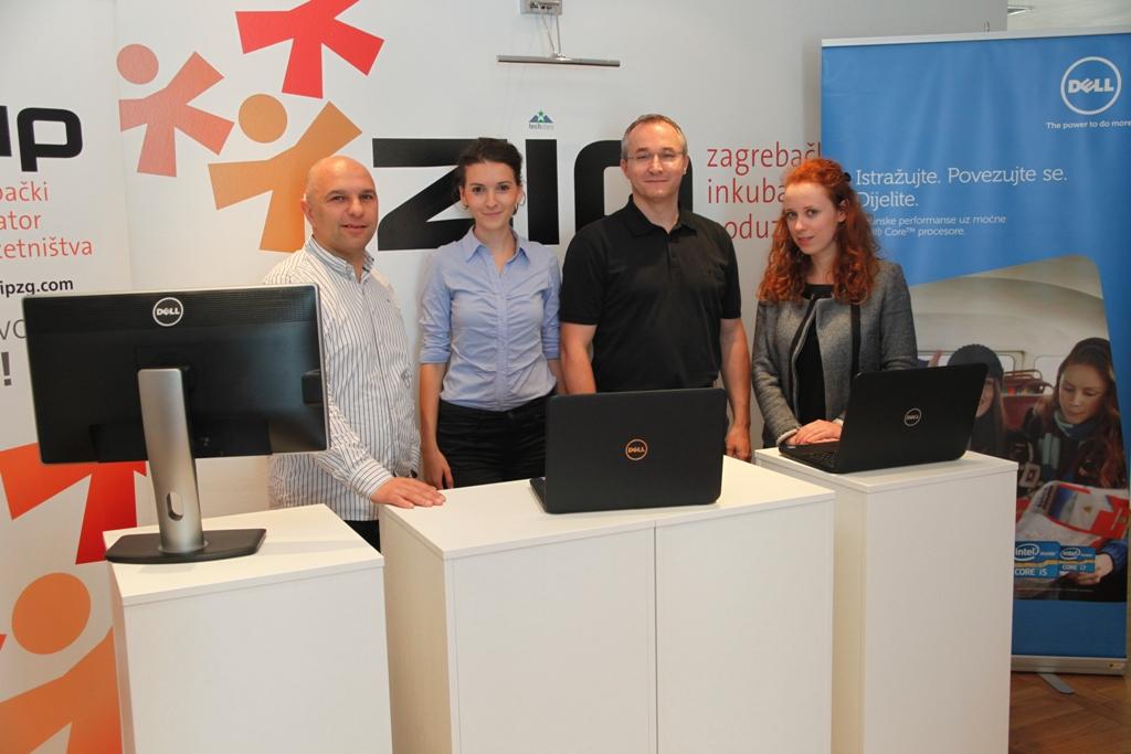 Dell opremio treću generaciju startupa u ZIP-u