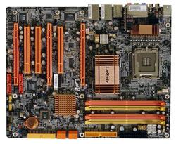 DFI LANParty UT ICFX3200-T2R/G