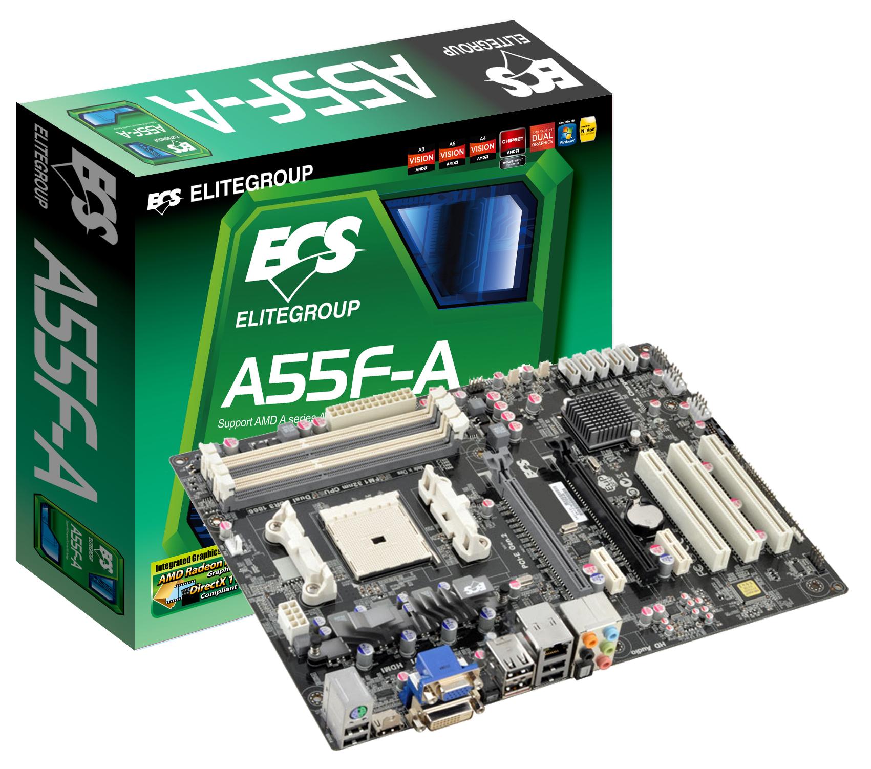 ECS A55 serija