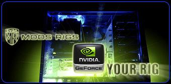 GeForce Your Rig with EVGA!