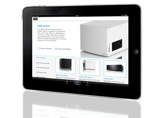 Fractal Design App i novi website
