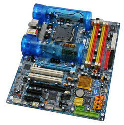 GIGABYTE GA-G1975X  – plavi div