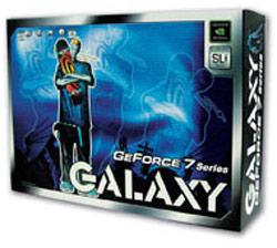 Galaxy Dual GeForce 7600GT