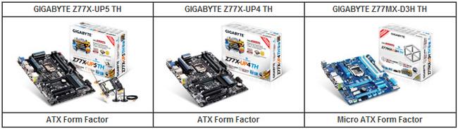 Gigabyte predstavio dual port Thunderbolt matične ploče