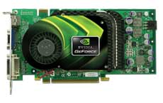 nVidia predstavila GeForce 6800 GS