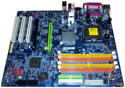 Gigabyte 8VT880P Combo