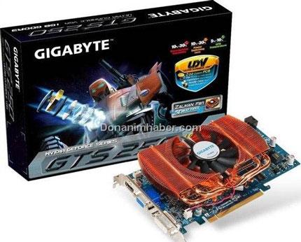 Gigabyte GTS 250