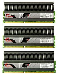G.Skill predstavio brzi trokanalni DDR3 kit