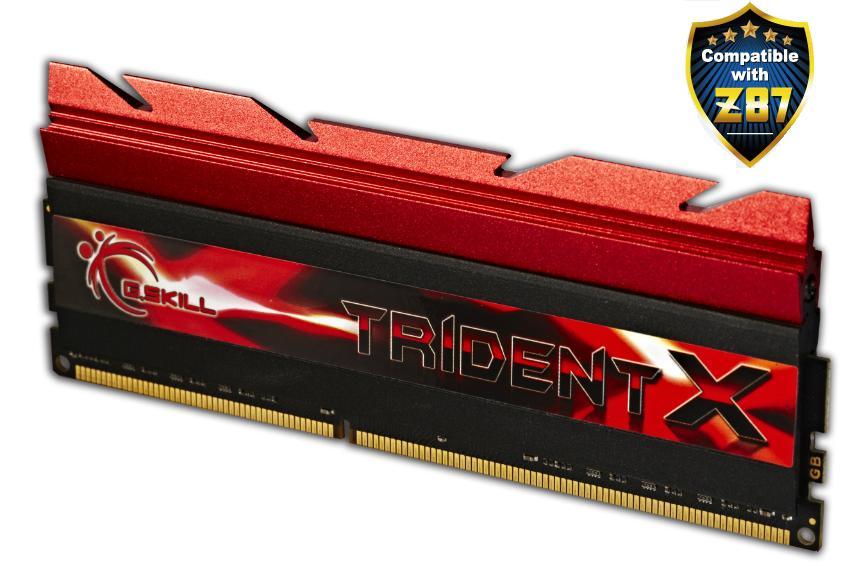 G.Skill DDR3 3000MHz 32GB (8GBx4) kit za Z87