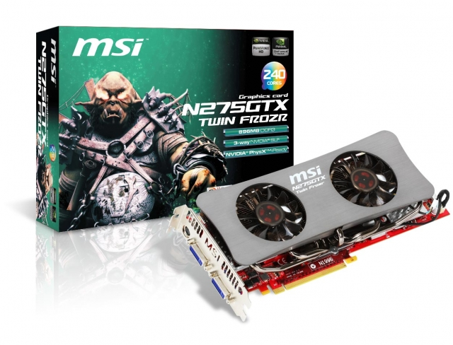 Nvidia GeForce GTX275