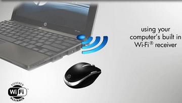 Hewlett-Packard predstavlja novu bežičnu dodatnu opremu i prvog Wi-Fi miša u industriji