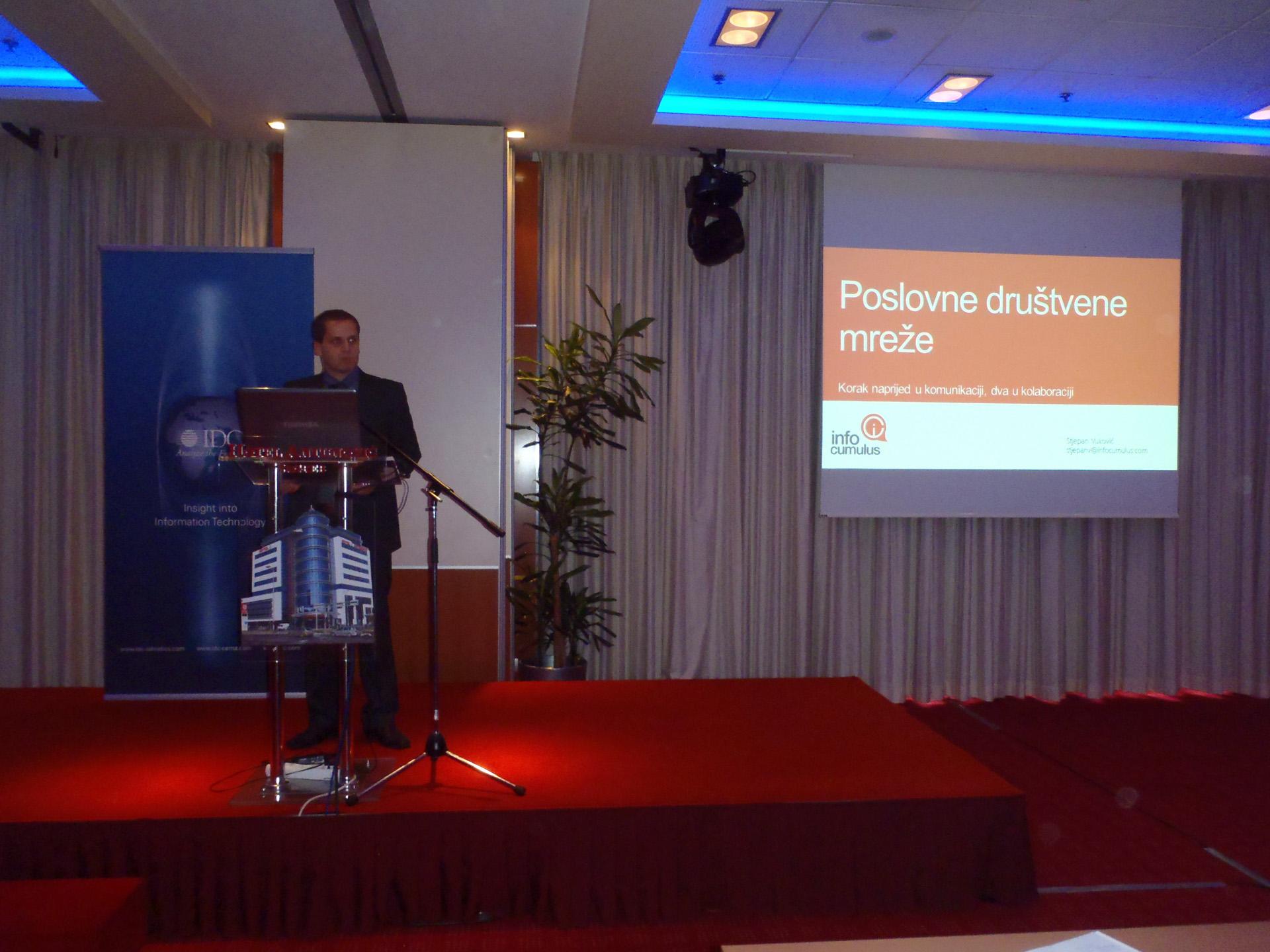 Završen IDC-ev Cloud Leadership, Enterprise  Mobility & Social Media Forum