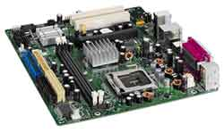 Intelova ploča s ATI-jevim čipsetom