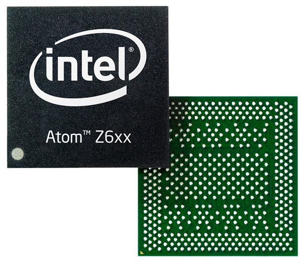 Novi  procesor Intel Atom za tablet-računala
