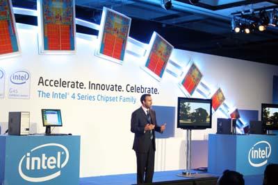 Computex 2008 – Intelova 4 serija čipseta
