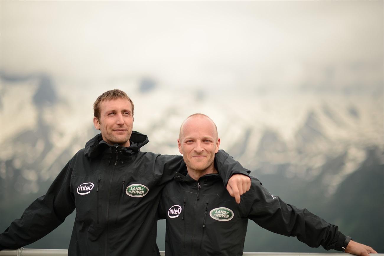 Intel stvara preduvjete za povijesnu Scottovu ekspediciju Bena Saundersa