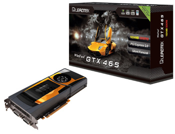 Nvidia GeForce GTX465