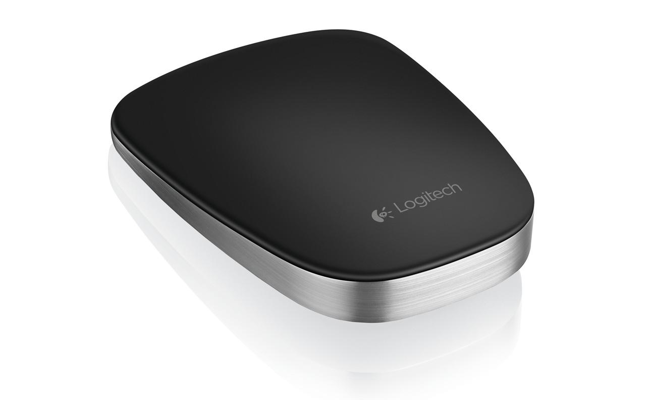Logitech predstavio ultratanki touch miš