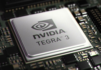 Nvidija dobila narudžbu za 3 milijuna Tegra 3 čipova