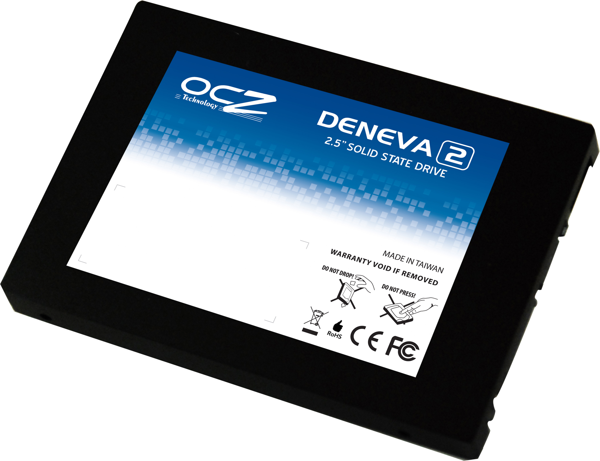 OCZ Deneva 2 mSATA SSD za Intelove Ultrabookove