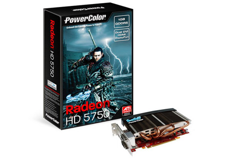PowerColor HD5750