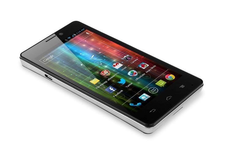 Prestigio MultiPhone 5430 – Intel powered