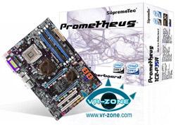 SupremeTec Prometheus serija ploča