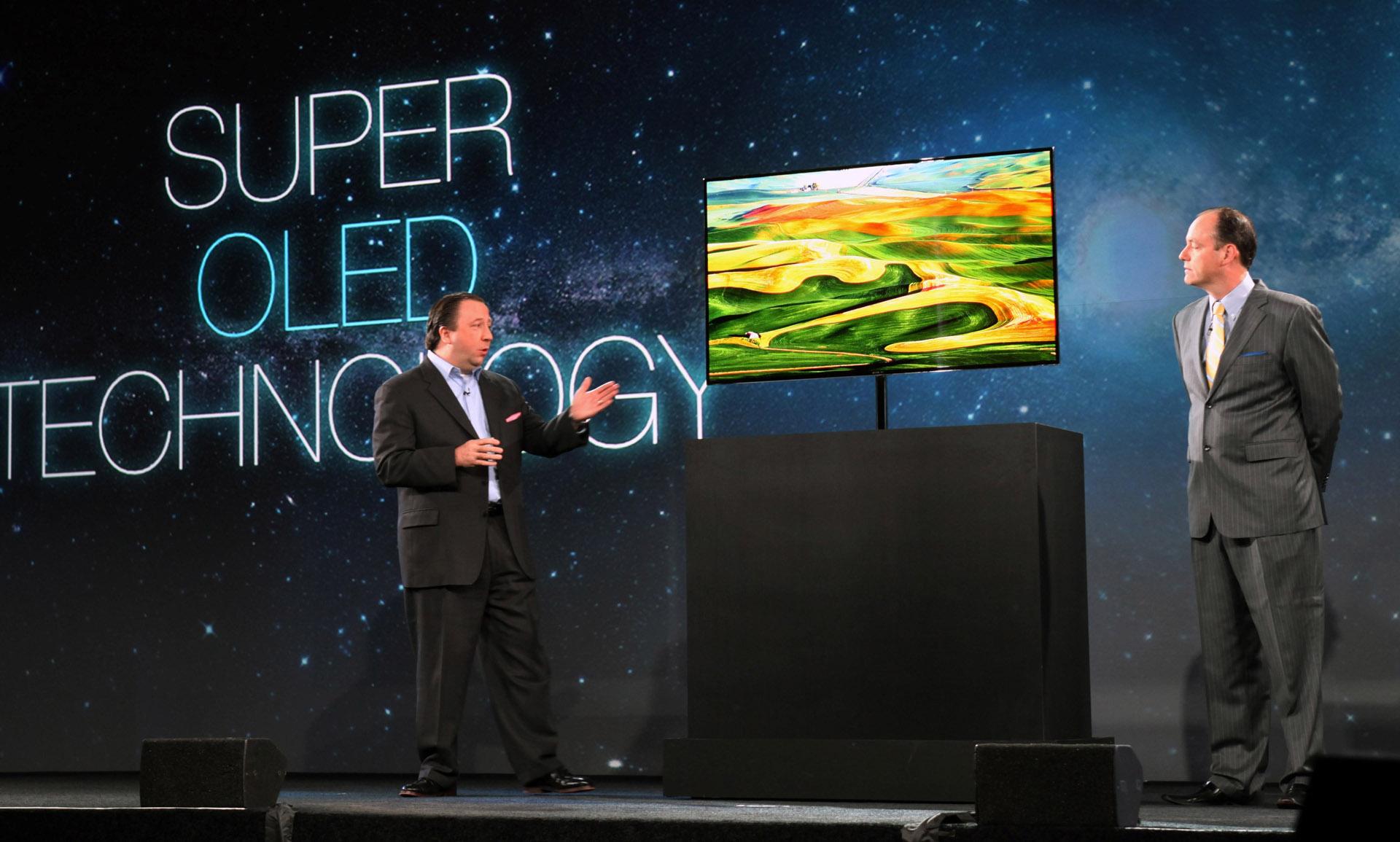 Samsung na CES-u 2012