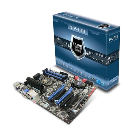 Sapphire Pure Platinum Z68