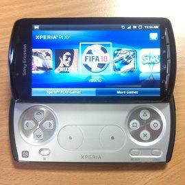 SE Xperia Play recenzija