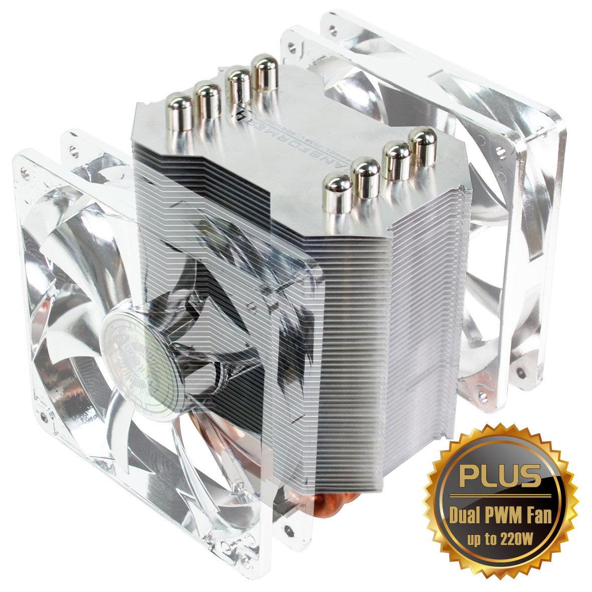 Evercool Transformer 4 Plus