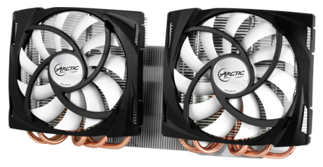 Arctic Cooling Twin Turbo i S1 PLUS