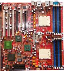 Tyan dual Opteron nForce4 matična ploča