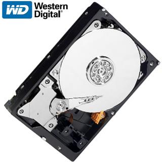 Western Digital 2TB disk