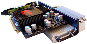 XFX GeForce 8600 GT Fatal1ty Edition