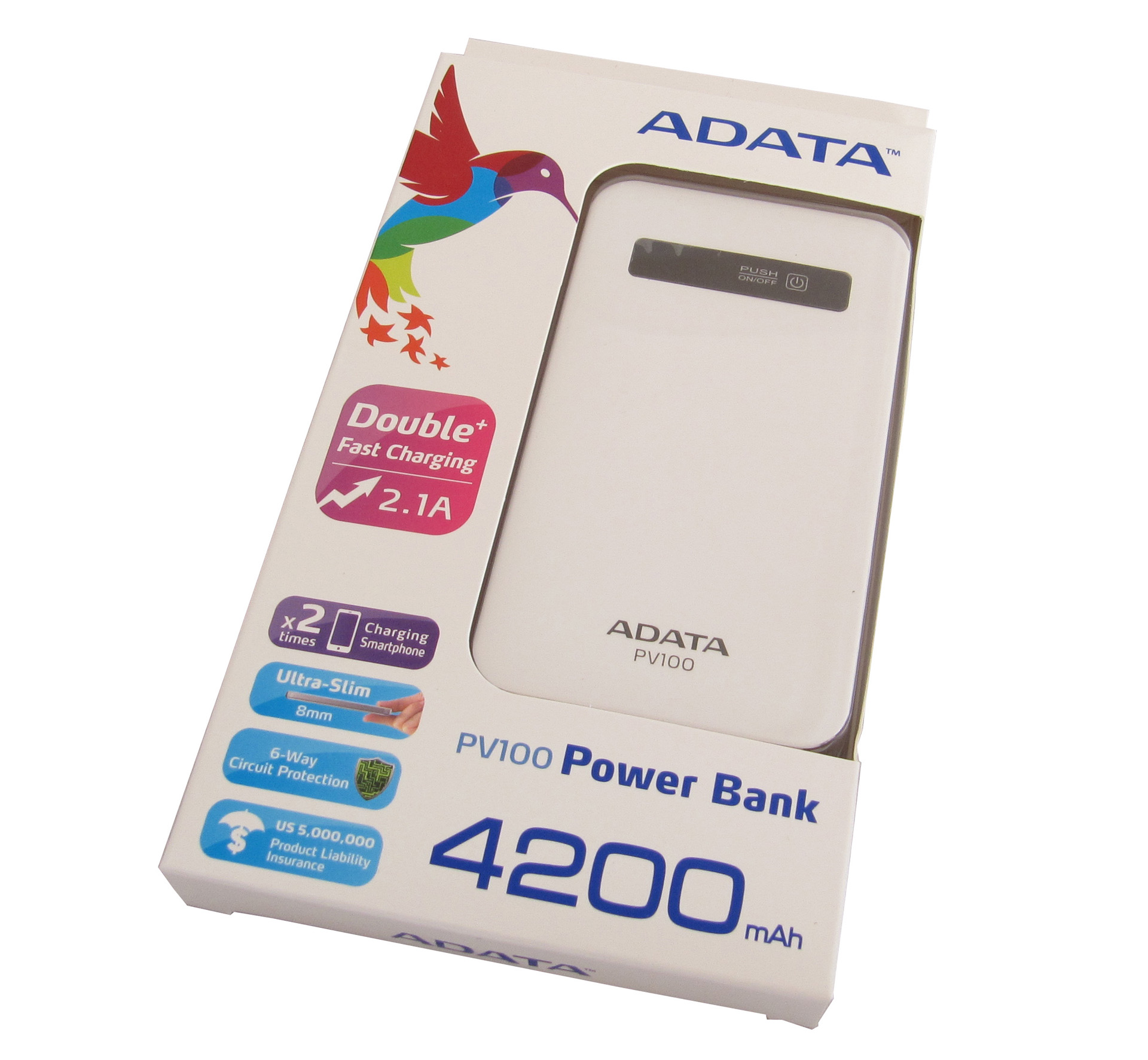 ADATA PowerBank PV100