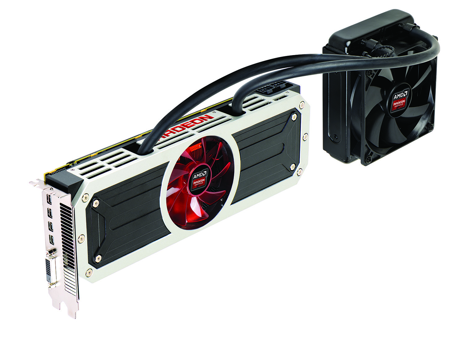 AMD Radeon R9 295X2 8GB – gaming na 4K