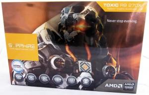 Sapphire R9 270X Toxic