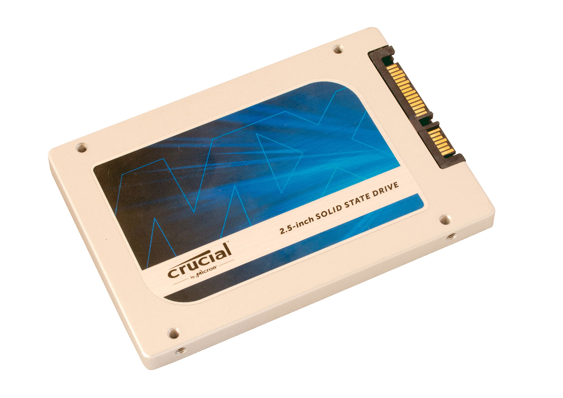 Crucial MX100 512GB test