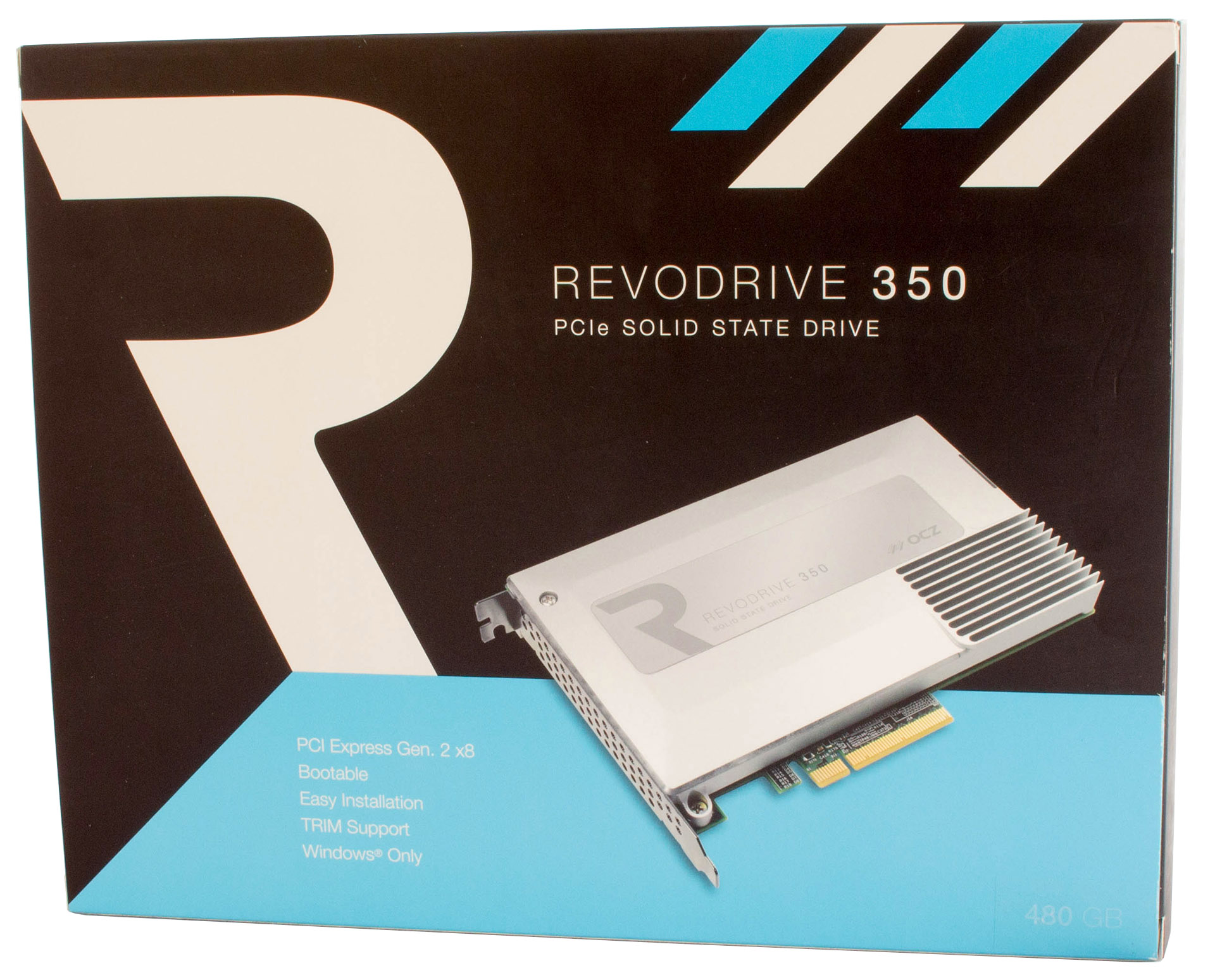 OCZ RevoDrive 350 480GB test