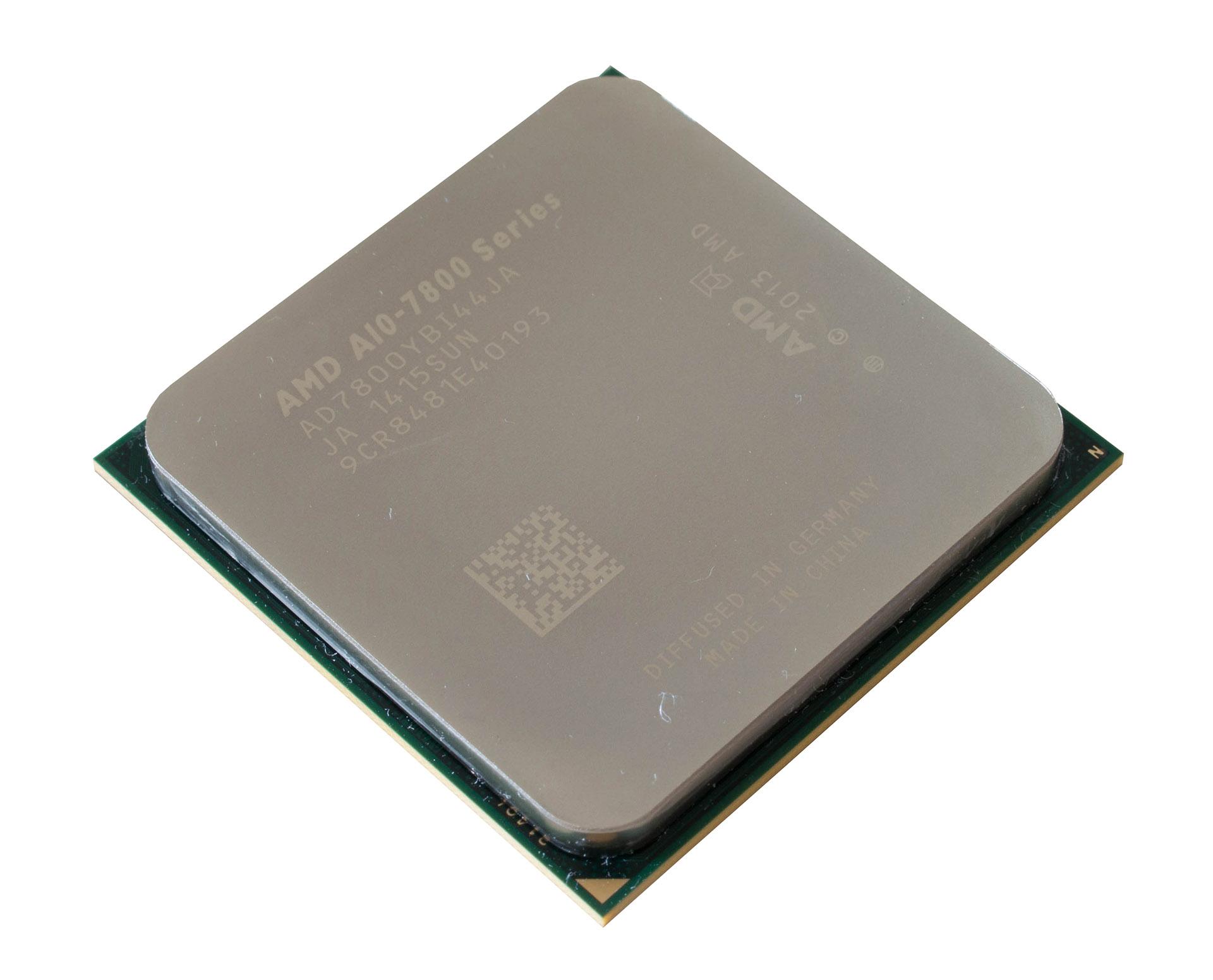 AMD A10-7800 test