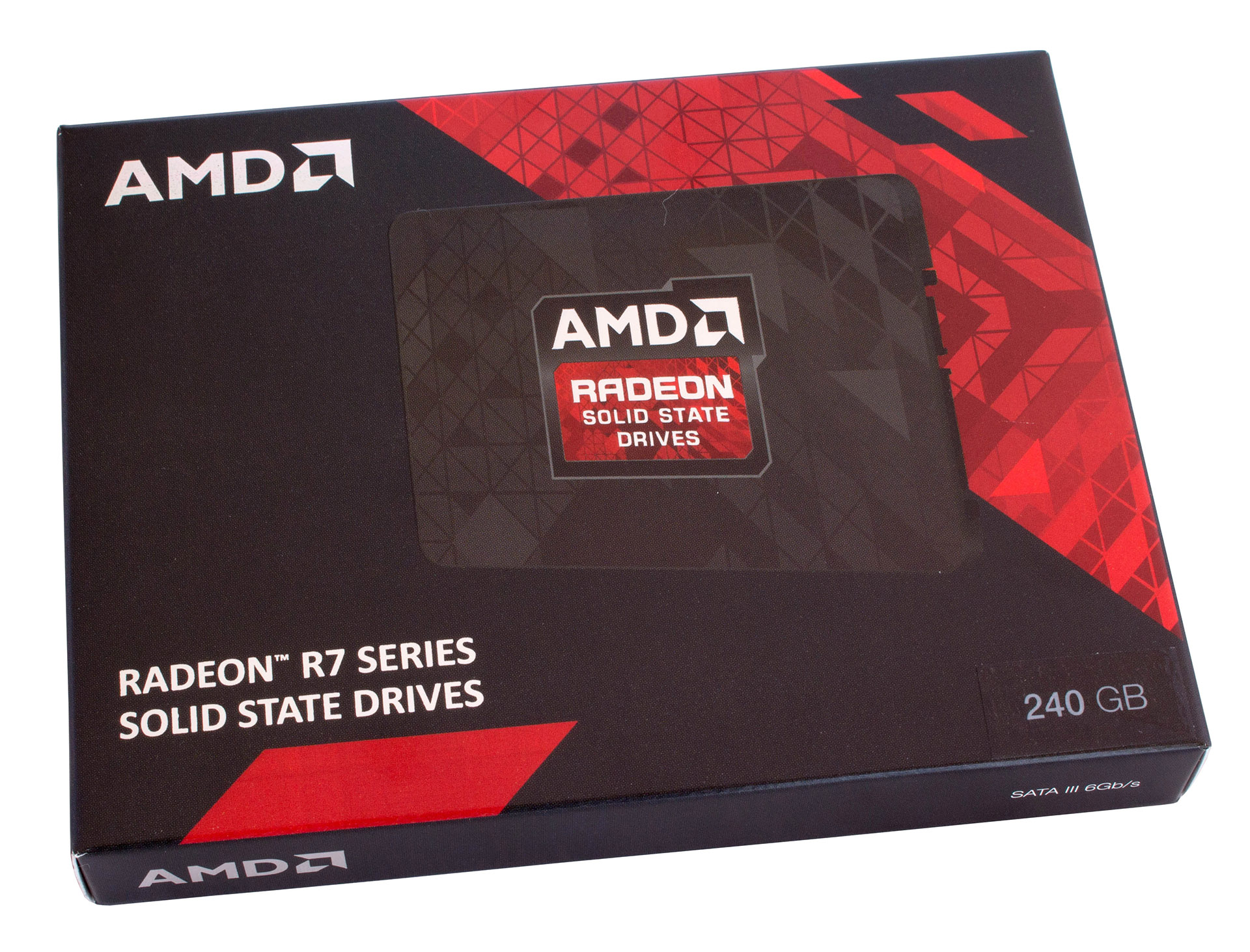 AMD Radeon R7 SSD 240GB