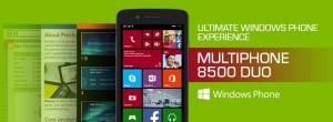 Prestigio MultiPhone 8500