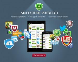 Prestigio MultiStore